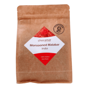 Monsooned Malabar Arabica Kaffee